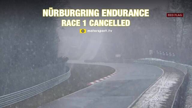 NLS: Race 1 Cancelled