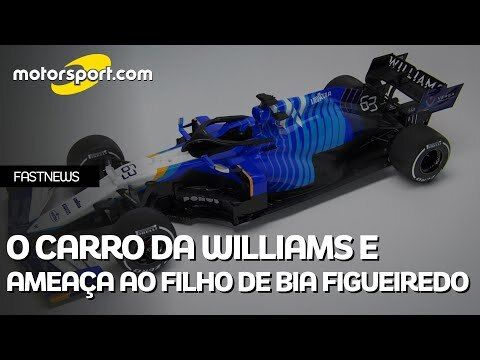 Nova Williams, desabafo de Bia e F1 na Band