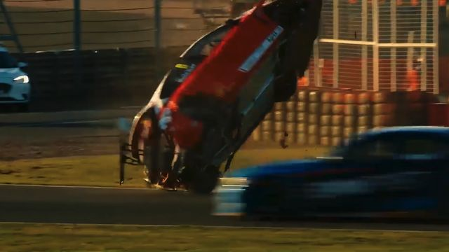 On The Limit - Rory Butcher Silverstone Crash
