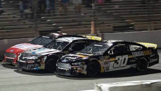 Photo finish! Max Gutiérrez wins thrilling ARCA East opener by inches