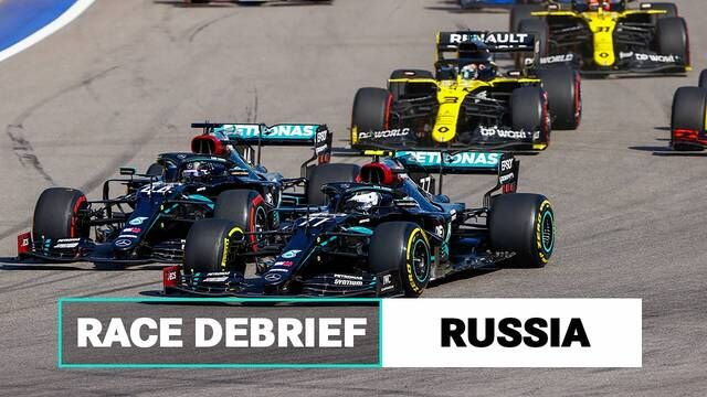 Qualifying Drama, Practice Starts & More | 2020 Russian GP F1 Race Debrief