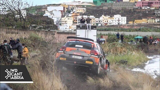 Rally Islas Canarias 2020 - Best of