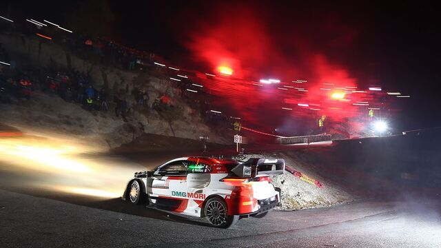 Rallye Monte-Carlo: Highlights Wolf Power Stage