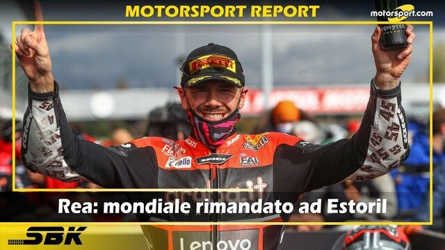 Report Superbike: Rea, mondiale rimandato ad Estoril