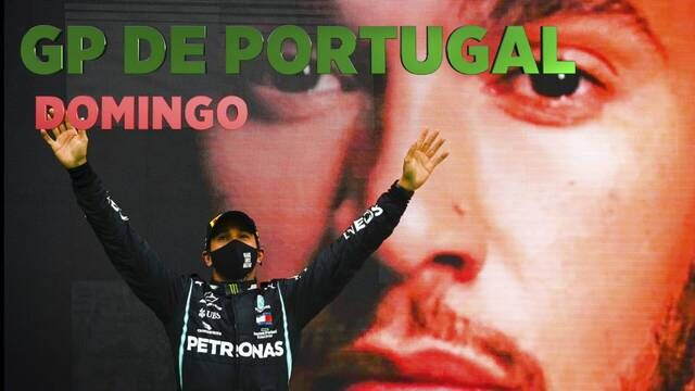 Resumen del domingo GP de Portugal F1