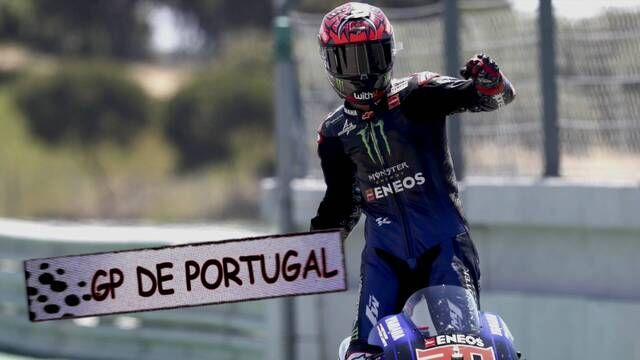 Resumen GP de Portugal MotoGP