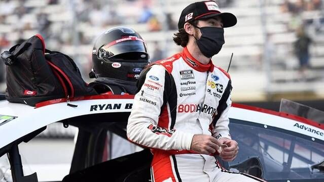 Ryan Blaney has high praise for eNASCAR iRacing Pro Invitational Series