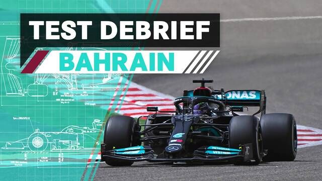 Sandstorms, Car Handling & More | 2021 F1 Test Debrief