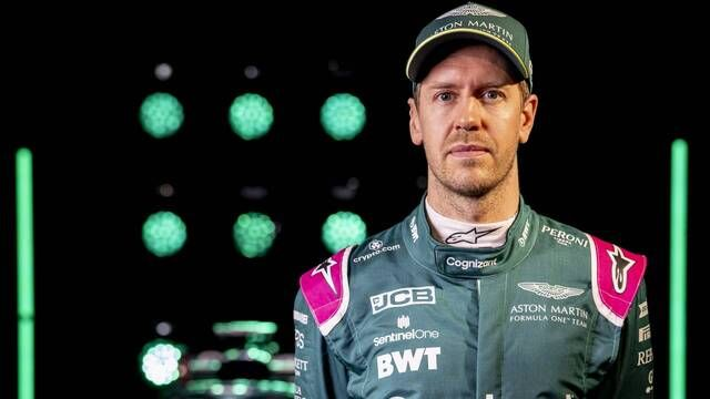 Sebastian Vettel explains why Aston Martin