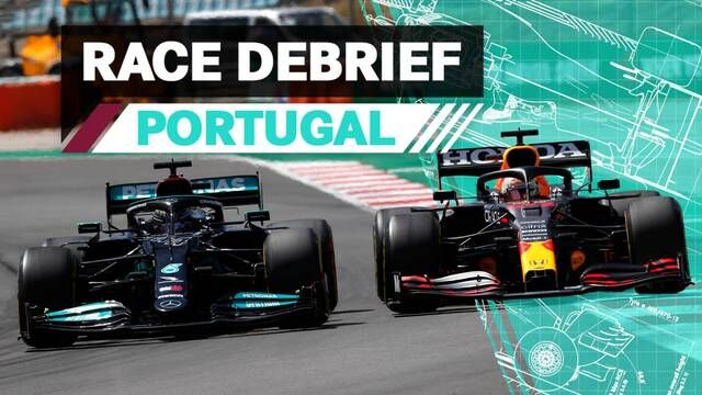 Sensor Issues, Fastest Lap Fights & More | Portuguese GP F1 Race Debrief