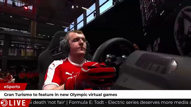 Sim racing to feature in Olympics virtual games