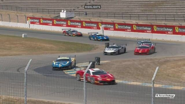 Sonoma: Coppa Shell - Race 1 highlights