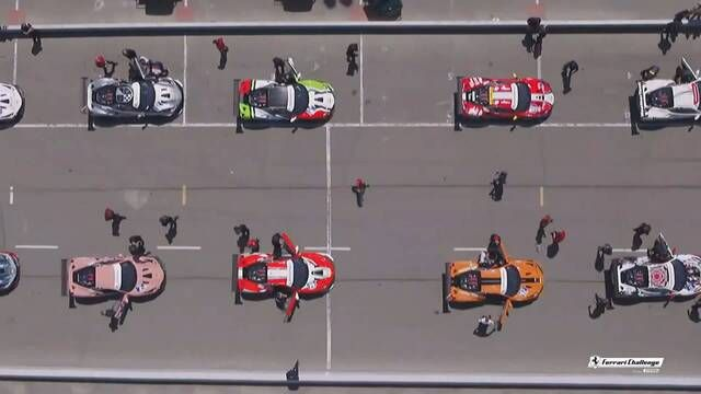 Sonoma: Trofeo Pirelli - Race 1 highlights