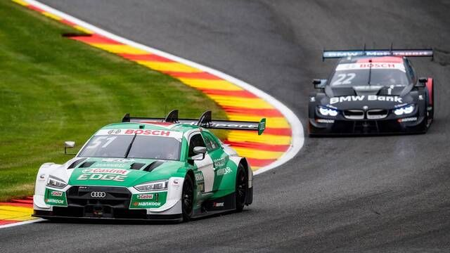 Spa: Race 1 highlights