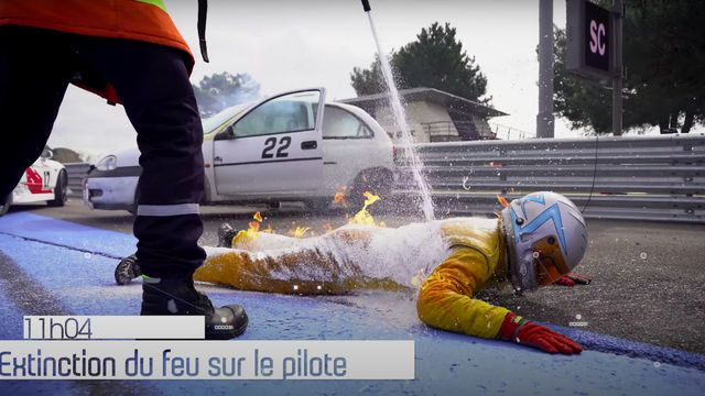 Suivez une intervention de piste au Paul-Ricard