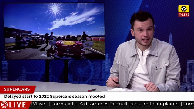 Supercars: Delayed start to 2022 Supercars season mooted