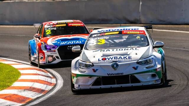 TCR Australia: Mount Panorama - Race 1 Highlights