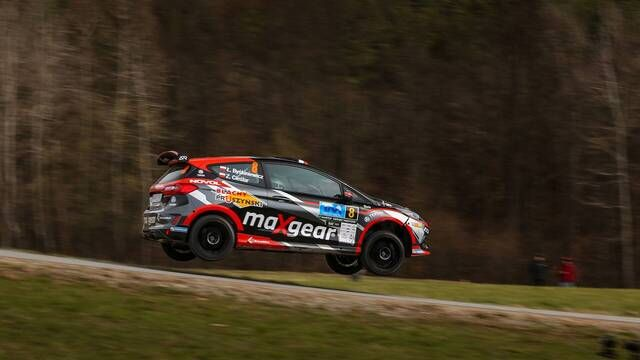 Tech-Mol Rally 2021 - APR Motorsport