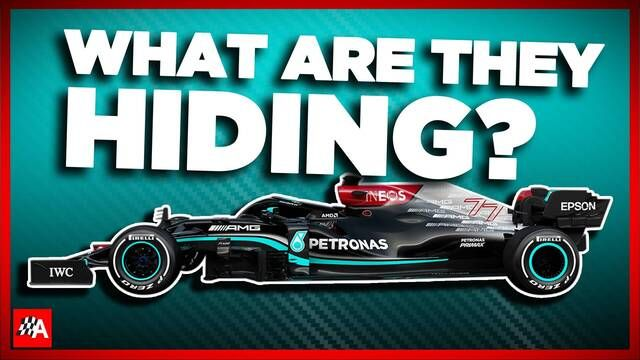 The Areas of The W12 Mercedes Don't Want Us To See | F1 2021