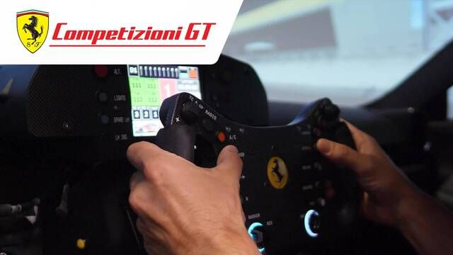 The importance of preparation with the simulator for the 24 hours of Le Mans