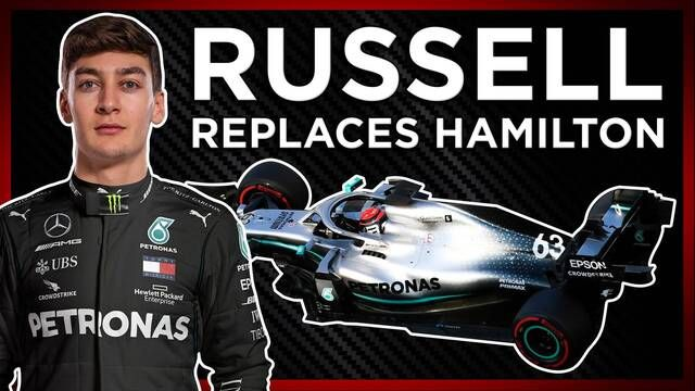 The Risks And Rewards of Russell's Shock Mercedes Call Up