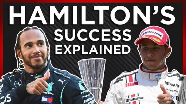 The Secret To Hamilton's F1 Success