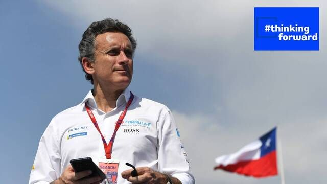 #ThinkingForward with Alejandro Agag II