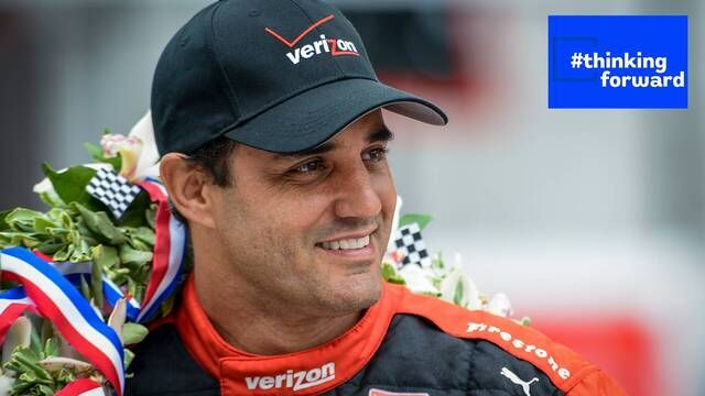 #ThinkingForward with Juan Pablo Montoya