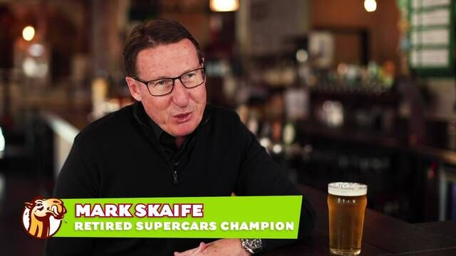 Thirsty Camel - Thirsty For A Good Story with Mark Skaife