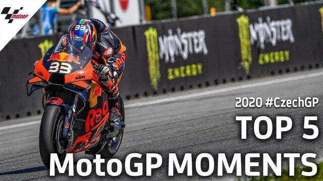 MotoGP - Grand Prix Czech