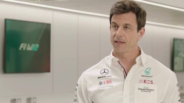 Toto Wolff on having no drivers at the end of 2021