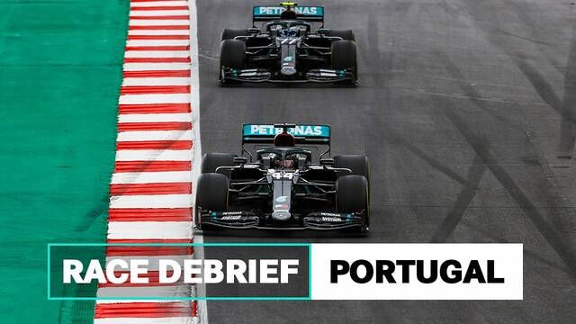 Tricky Starts, Tyre Choices & More | 2020 Portuguese GP F1 Race Debrief