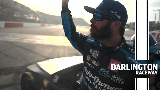 Truex earns second Darlington win, third win of 2021