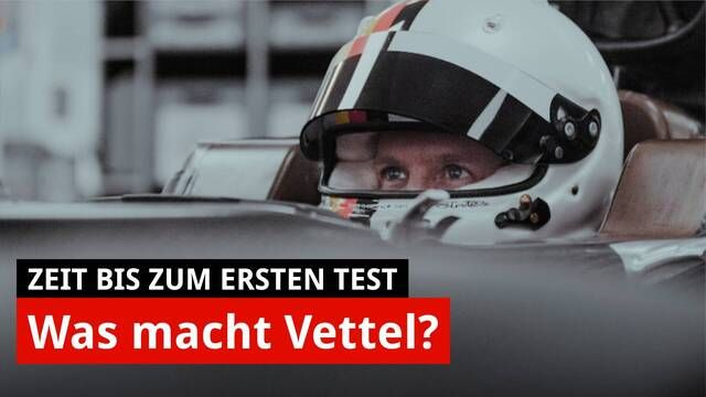 Vettel & Aston: Warum kein F1-Test im Racing Point?