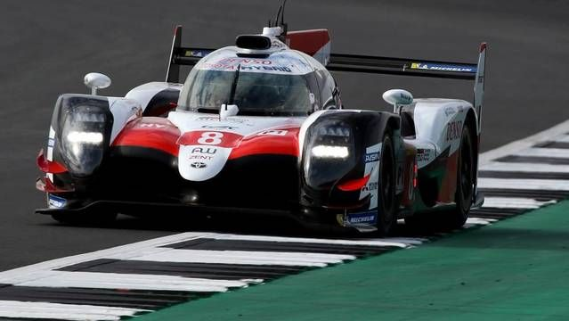 WEC 6 Hours of Silverstone - victory for Toyota
