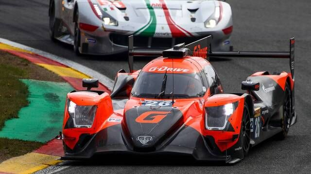 WEC: Spa race - Halfway highlights
