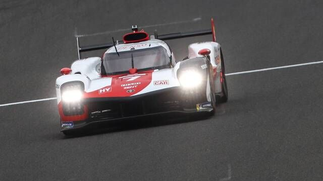 WEC: Spa race - Highlights