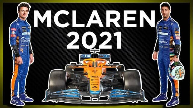 What 2021 Means For The McLaren F1 Team