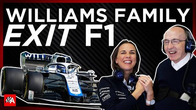 What the Williams family's departure says about the team's F1 future