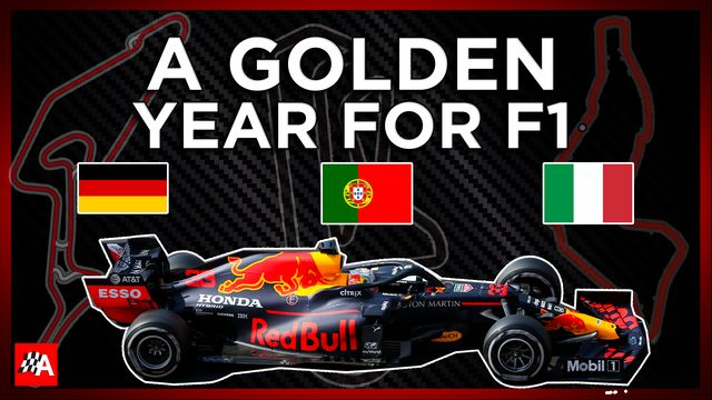 Why F1 2020 will be remembered as a golden year