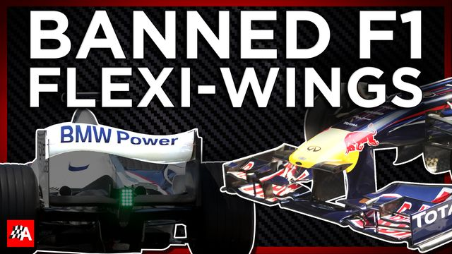 Why F1's Flexi-Wings Were Banned... Kind Of