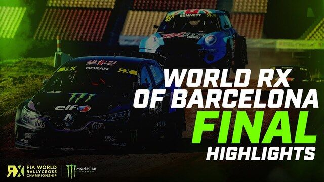 World RX of Catalunya 2020 - Finał