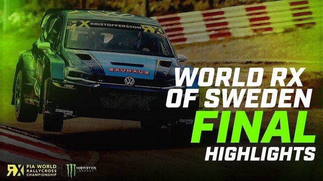 World RX of Sweden 2020 - Finał