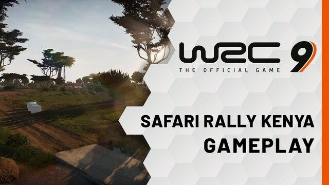WRC 9 | Gameplay del Rally Safari, en Kenia