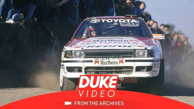 WRC: Carlos Sainz wins the 1990 Championship