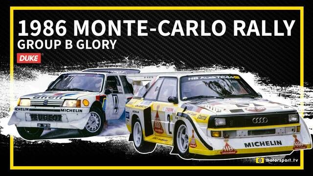 WRC: Monte Carlo 1986 - Group B Glory