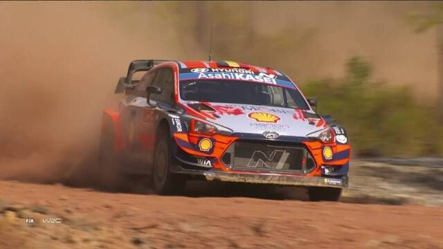 WRC: Rally Turkey Shakedown