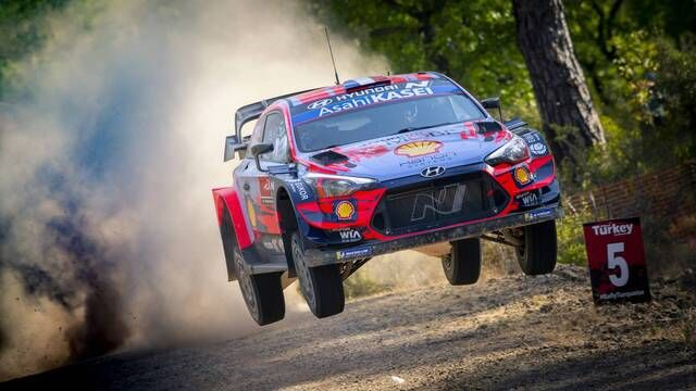 WRC: Rally Turkey SS1-2