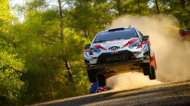 WRC: Rally Turkey SS11-12