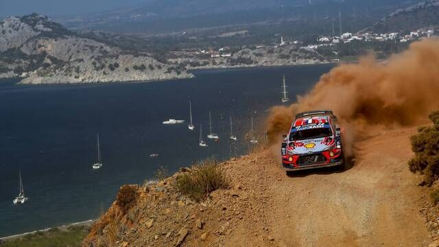 WRC: Rally Turkey SS6-8